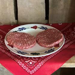 RaTo hamburger 2 stuks