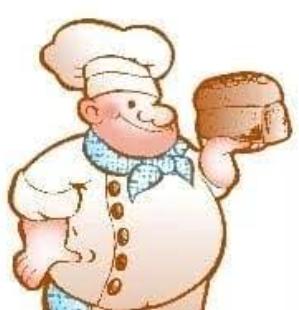 Afbak brood(jes)tas van Bakker Wieland
